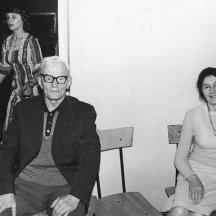 Założyciel szkoły J. Wierzbicki i E. Zapisek