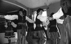 Zespol taneczny na ludowo