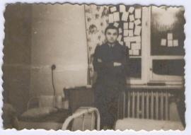 Sala nr 28 w internacie, Andrzej Wilk.