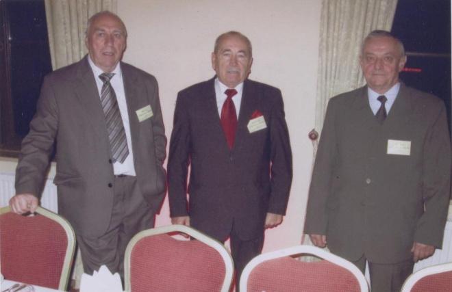 Zjazd Absolwentów, 2011 r. Mizerski, A. Gralczyk, A. Wilk.