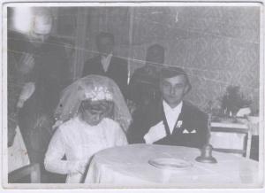 Błogosławieństwo rodziców przed ślubem.