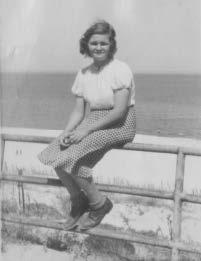 Pierwsze spotkanie z morzem, 1951 r.
